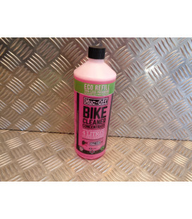 recharge 1 litre spray cleaner motorcycle MUC-OFF nettoyant concentre biodegradable moto scooter quad buggy velo 347 bihr 550400