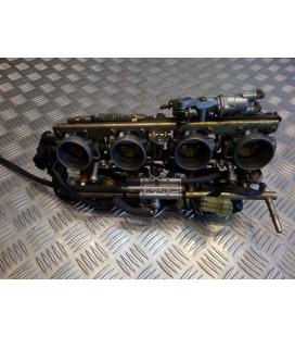 rampe injection boitier papillon injecteur moto yamaha 1300 fjr rp11 2004