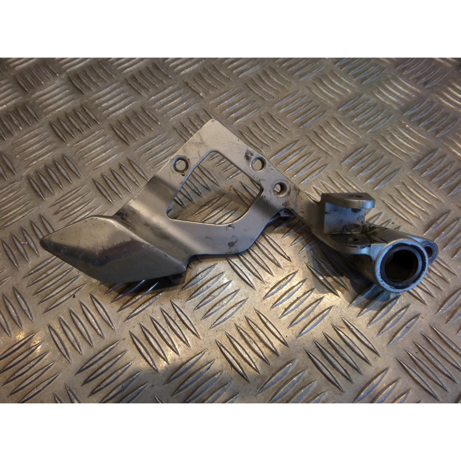 platine repose cale pied avant droit moto yamaha 1300 fjr rp11 2004