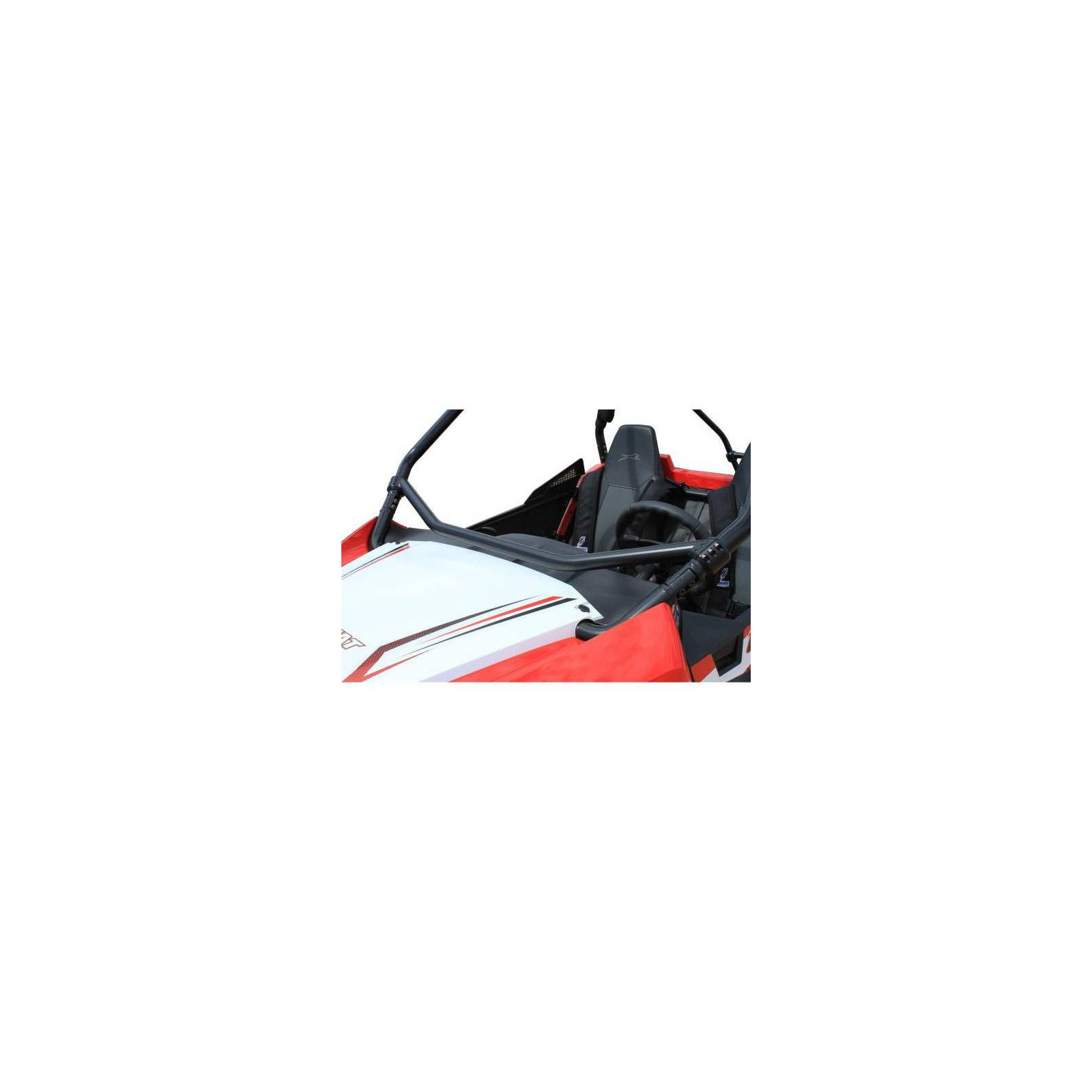 renfort arceau avant DRAGONFIRE rocksolid noir buggy ssv arctic cat 700 wildcat 2015 - 17 02-3704 bihr 446703