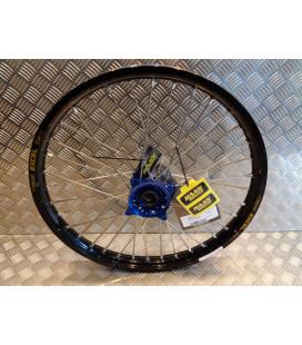 roue avant jante complete HAAN WHEELS excel 21 x 1.60 x 36 T moto kawasaki 250 450 kx 125219/3/5 bihr HW7720540