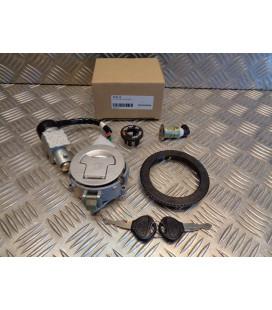 kit neiman contacteur cle serrure bouchon essence scooter kymco 50 125 dink grand dink KO-KBE bihr 879112