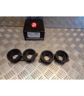 kit pipe admission tourmax moto yamaha 600 xj6 diversion rj19 CHY-58 bihr 824152
