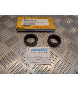 2 x joint spy fourche athena 32x43x12.5 moto kawasaki 200 250 305 350 z rd gpz P40FORK455018 bihr AT32564
