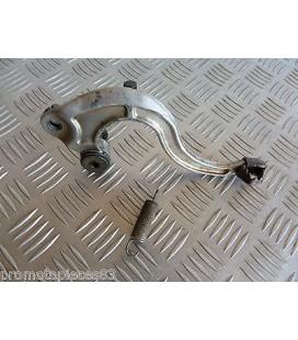 pedale frein avant origine moto cross honda 125 cr je01 1982 promotopieces