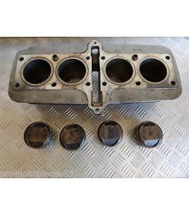 cylindre piston segments origine moto kawasaki zr 1100 zephyr promotopieces