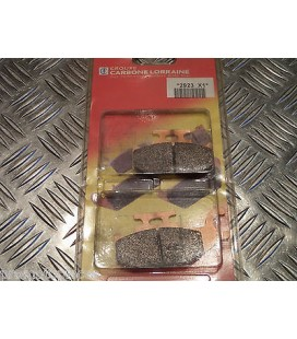 plaquette frein avant gauche carbone lorraine 2923 x1 quad can am outlander 800