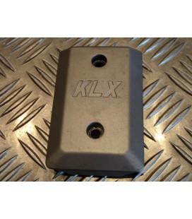 plaque carter de culasse distribution origine moto kawasaki klx 650 lx 650 c