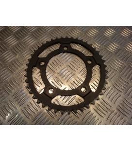 couronne transmission origine moto honda cb 600 f cbf hornet pc41 2008