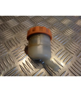 reservoir bocal liquide frein de maitre cylindre arriere origine moto honda cbr 1000 sc25 1989 - 1997