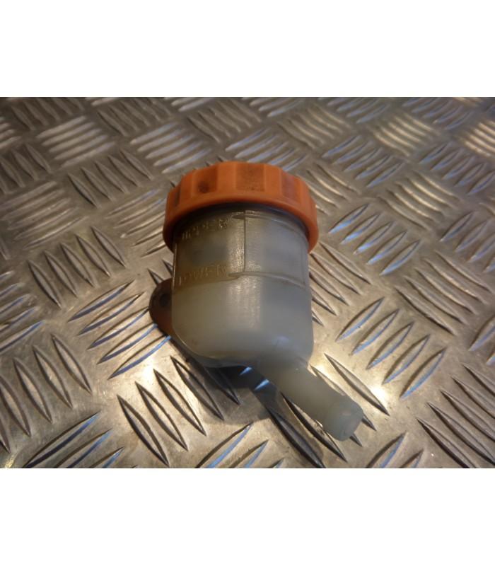 reservoir bocal liquide frein de maitre cylindre arriere origine moto honda cbr 1000 sc25 1989. Black Bedroom Furniture Sets. Home Design Ideas