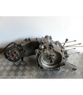 bas moteur f440 vilebrequin embiellage origine scooter suzuki 125 ue