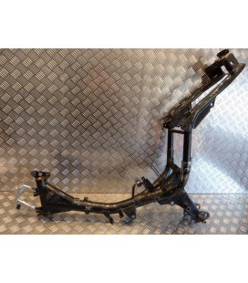 cadre chassis + carte grise moto scooter suzuki 125 address fl sdw k7