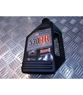 huile maxima 530 rr moto 4 temps 100% synthetique 1 litre pro series 4t racing oil