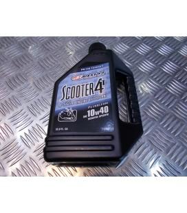 huile maxima scooter 4t 4 temps 10 w 40 1 litre