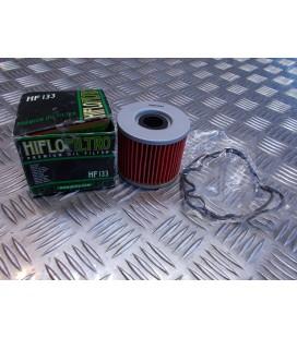 filtre a huile hiflofiltro hf 133 moto suzuki