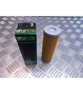 filtre a huile hiflofiltro hf 158 moto ktm