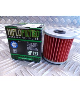 filtre a huile hiflofiltro hf 123 moto kawasaki