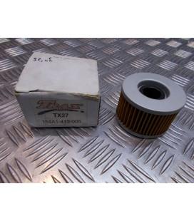 filtre a huile trax tx27 154a1-413-000 quad honda trx rancher rubicon rincon 400 500 650 ...