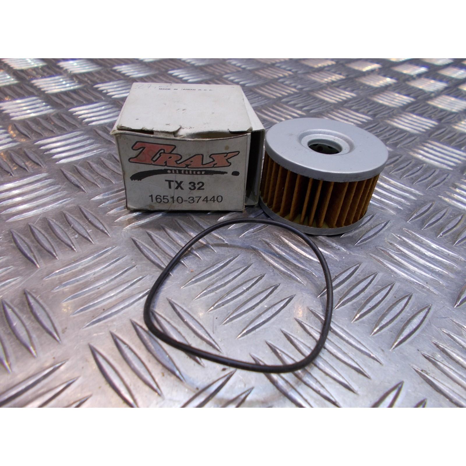 filtre a huile trax tx32 16510-37440 moto suzuki dr ...