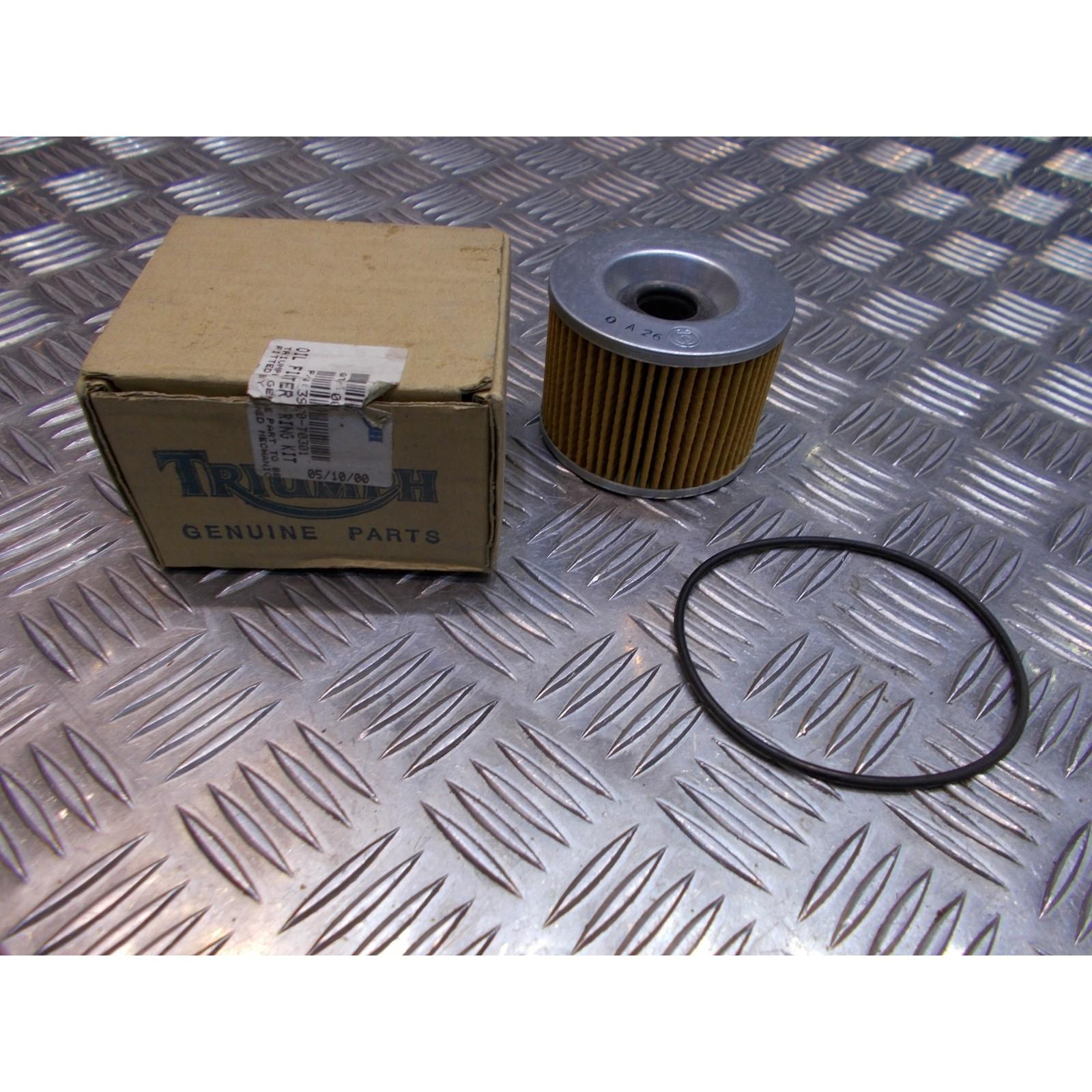 filtre a huile 3990070-t0301 moto triumph daytona trident