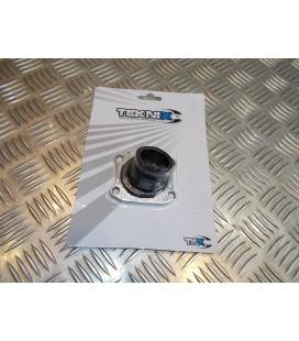 pipe admission gros carburateur diametre 32,8 mm moto derbi 50 senda drd gpr honda cr 80 ...