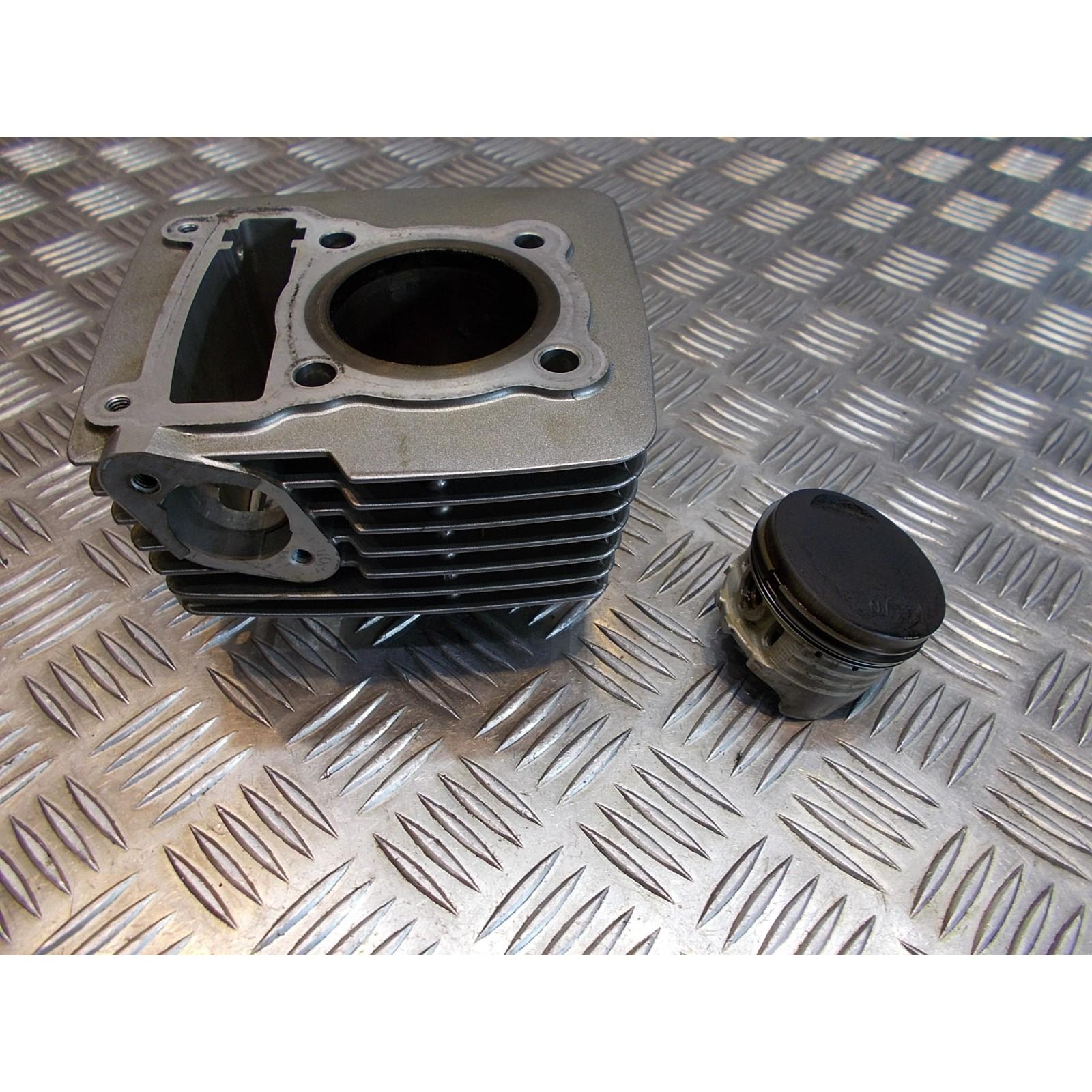 cylindre piston moto revatto 125 roadster