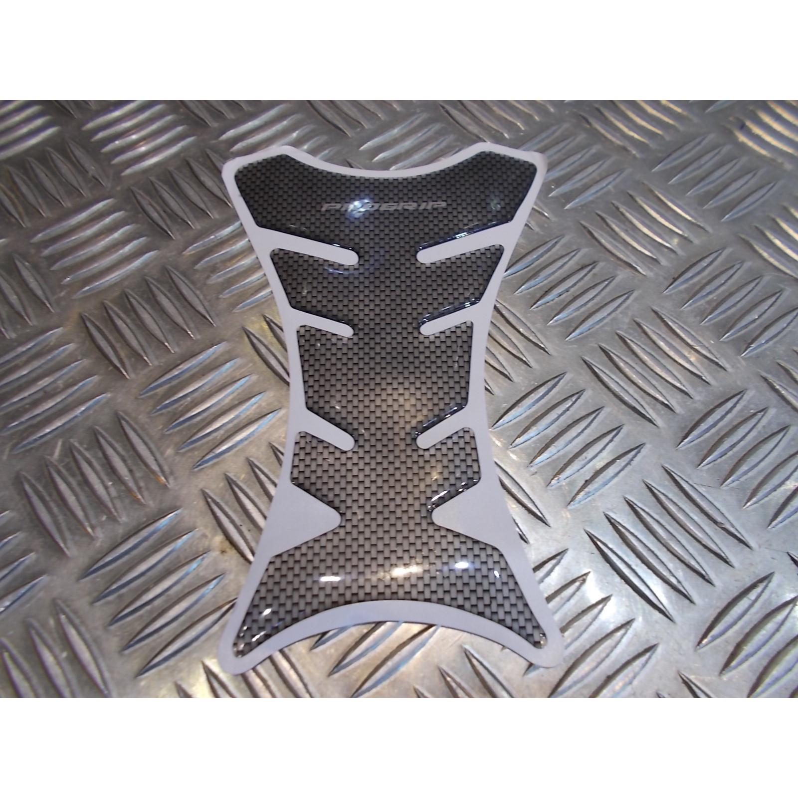 autocollant adhesif carbone protege reservoir essence moto sticker protection rayures