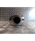 silencieux scorpion large oval plat inox 350 mm moto 18.115101 SC53SEO pot echappement