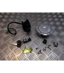 kit neiman contacteur cle serrure bouchon essence moto honda cbr 600 1999 - 2002