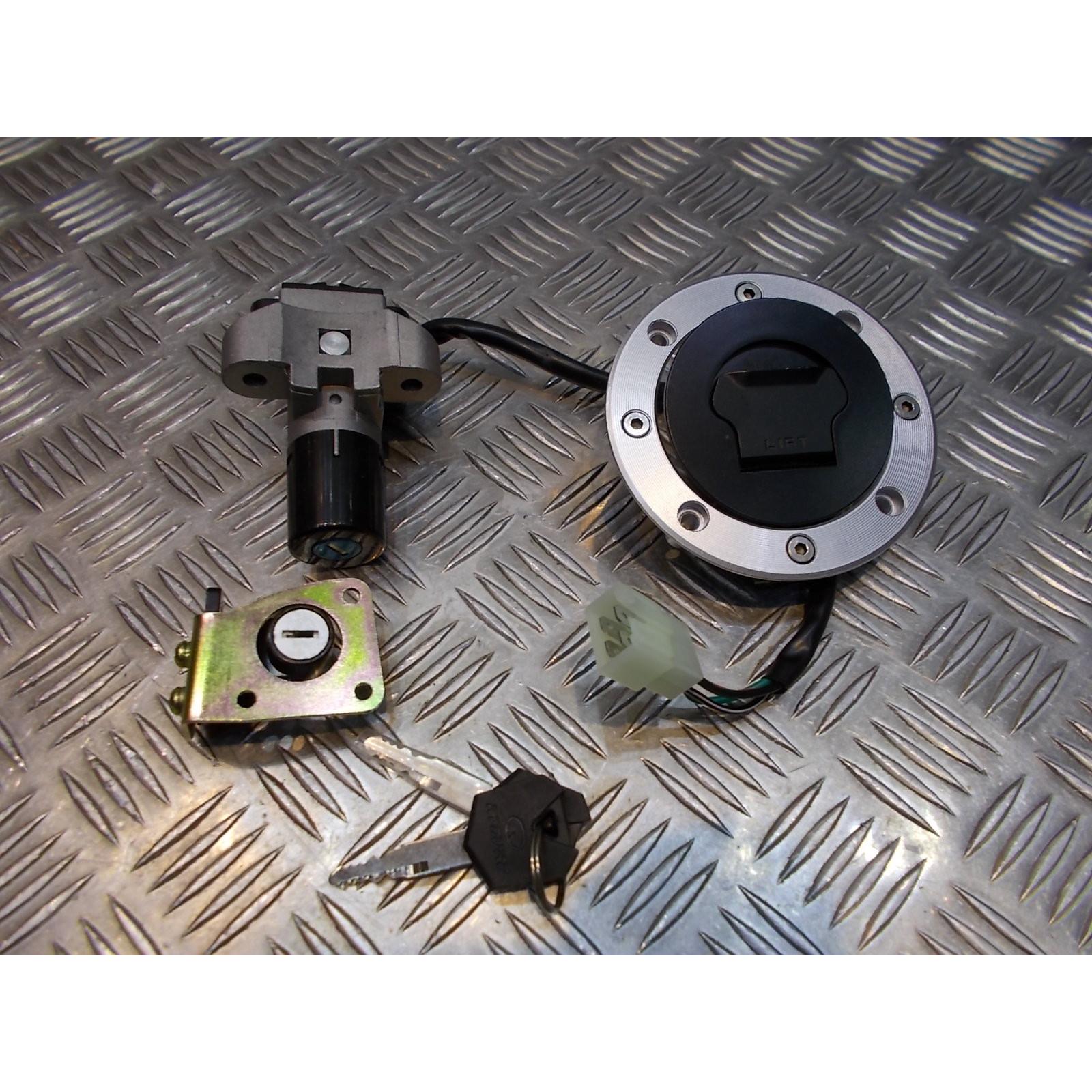 kit neiman contacteur cle serrure bouchon essence moto suzuki gsx 400 gs 500 e f gse gsf gk79a gm51a vttbk232