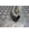 manchon tube gauche silencieux pot moto kawasaki z 1000 mivv 76000023 9773k020s7sx tube collecteur tuyau echappement sport