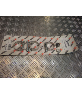 montage scorpion cp252 tube pot silencieux moto suzuki gs 500 f gsf Z039.SI82 collier echappement raccord manchon ligne