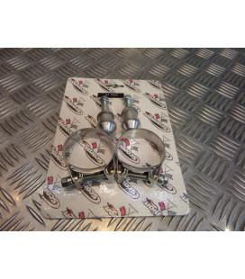 montage scorpion cp043 44 tube pot silencieux moto ducati 750 ss Z039.10013-R collier echappement raccord manchon ligne