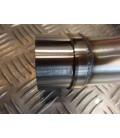 manchon tube gauche CP028 silencieux scorpion moto ducati 900 ss f injection Z035.10028 raccord pot echappement ligne collecteur