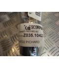 manchon tube droit CP423 silencieux scorpion moto kawasaki z 1000 Z035.10423 raccord pot echappement ligne collecteur