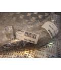 manchon tube droit CP356 silencieux scorpion moto honda 1000 cbf Z035.10356 raccord pot echappement ligne collecteur