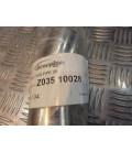 manchon tube gauche CP028 silencieux scorpion moto ducati 900 ss fi Z035.10028 raccord pot echappement ligne collecteur