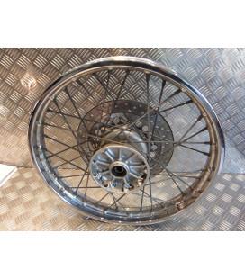 jante roue avant araya japan 17 x 1.60 moto yamaha 125 sr 10f