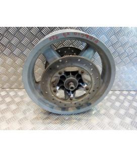 jante roue + double disque frein avant scooter piaggio 125 x9