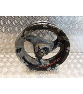 jante roue avant 12 x 3.50 scooter malaguti 50 f12 phantom