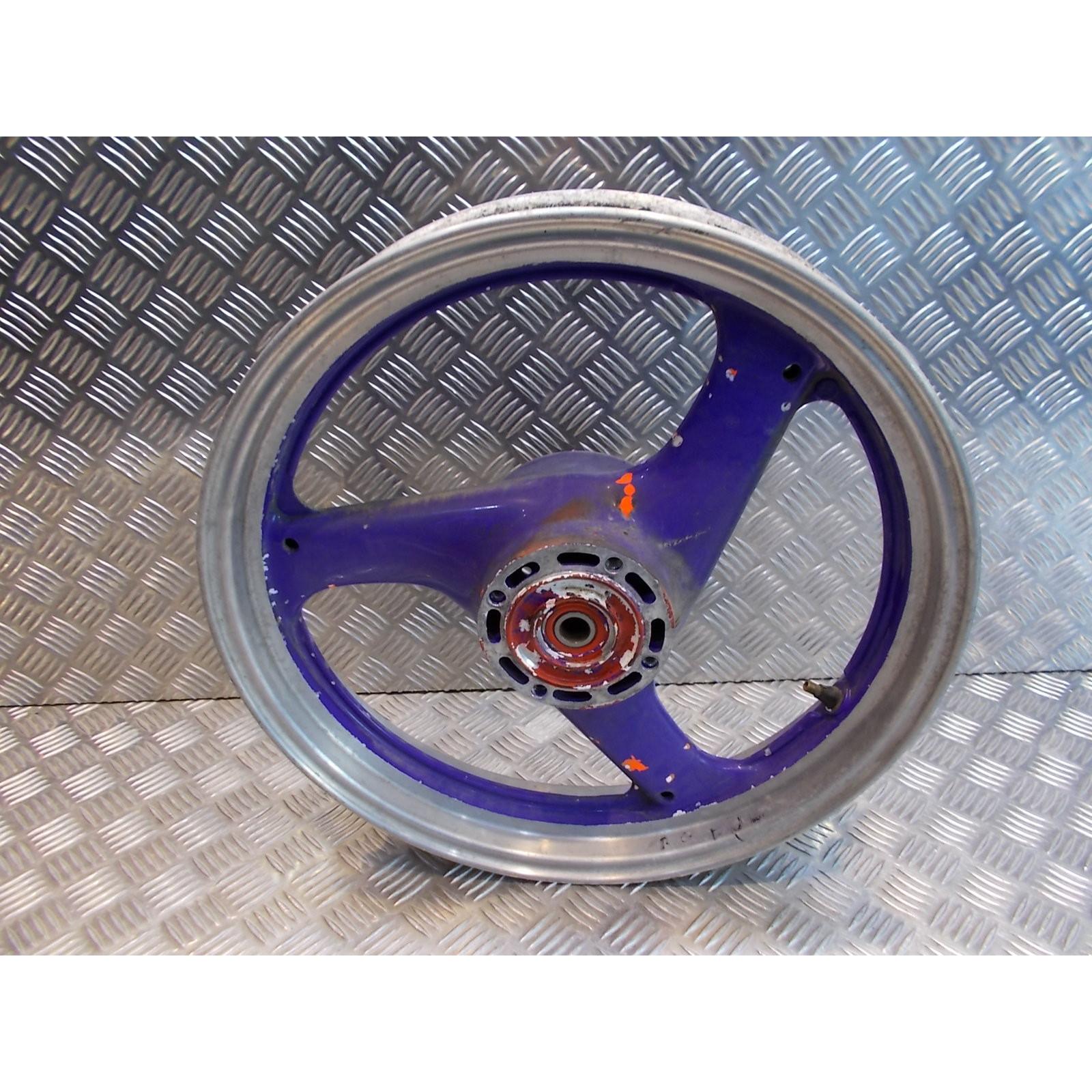 jante roue arriere moto suzuki 125 rg fun nf13b
