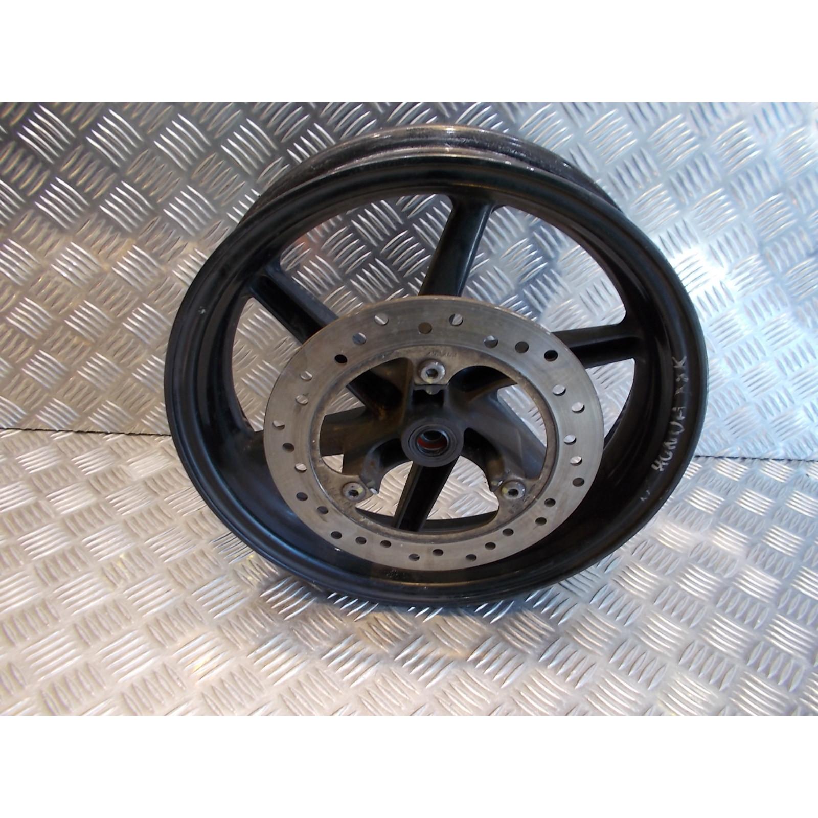 jante roue avant disque frein scooter honda szx 50 x8r