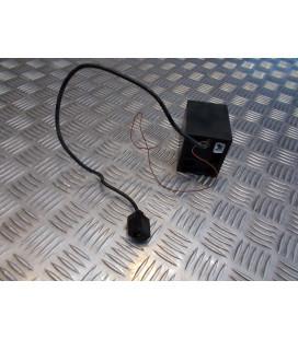 boitier principale intercom scooter piaggio 500 x9 evolution zapm27