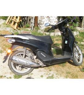 papiers carte grise + plaque mines + numeros chassis cadre scooter cf moto 125 e charm