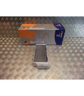 radiateur eau gauche tecnium b206b moto yamaha wr 450 f wrf 2016 - 18 bihr 960107