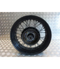 jante roue arriere moto hyosung rt 125 karion sf41a 2004 - 06