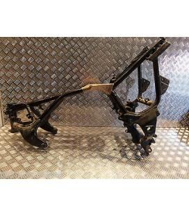 cadre chassis + carte grise origine moto kawasaki 1000 gtr 09 /1999 zgt00a