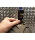 pneu moto bridgestone hoop b02 130 / 70 - 16 m/c 61p occasion
