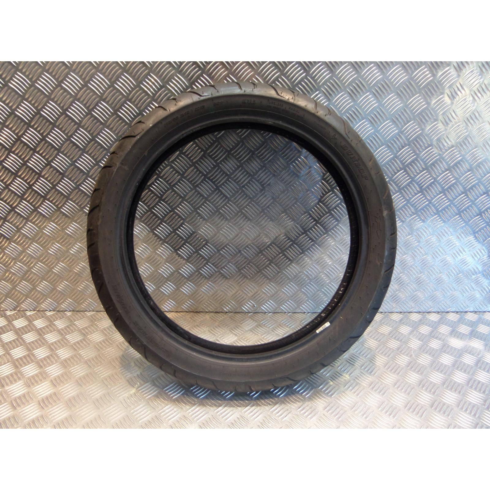 pneu moto dunlop sportmax roadsmart 110 / 80 r 19 m/c 59v occasion